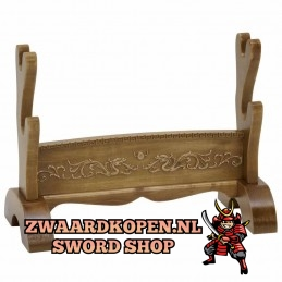 Display standard for 2 swords