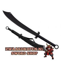 Chinese War Sword Machete