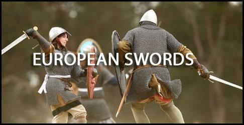 Europese zwaarden